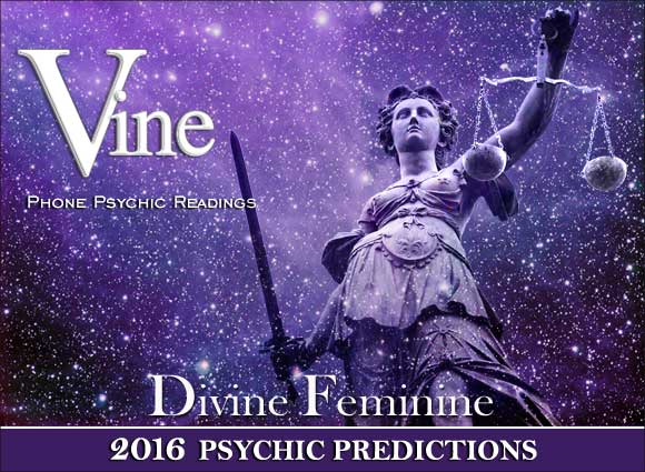 2016 Psychic Prediction Message - Divine Feminine