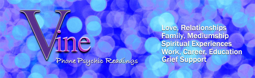 Vine Psychic Line - Phone Psychic Readings